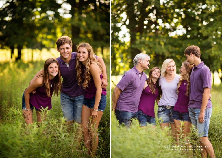 Outdoor Family Photography | Cleveland Family Photographer